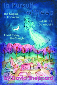 In Pursuit of Sleep pre-release cover.